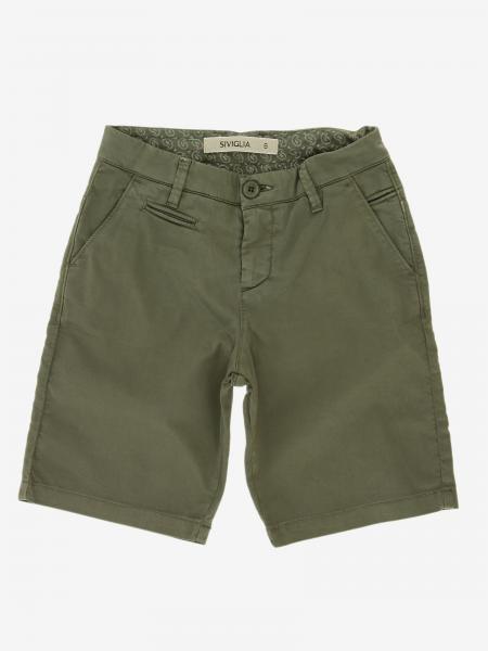 Siviglia Shorts aus Baumwolle