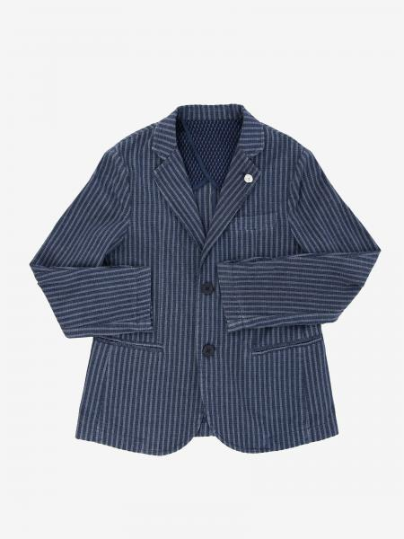 Sevilla micro-striped jacket