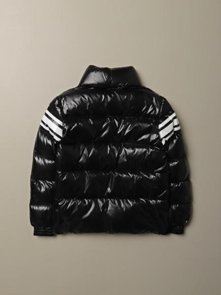 Moncler: Moncler Saise down jacket in padded and shiny nylon