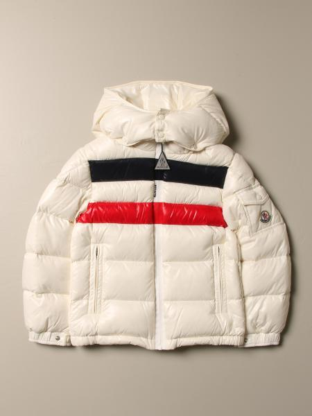 Dell Moncler down jacket in padded and shiny nylon