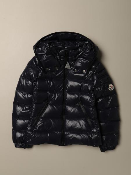 Moncler Bady down jacket in padded and shiny nylon