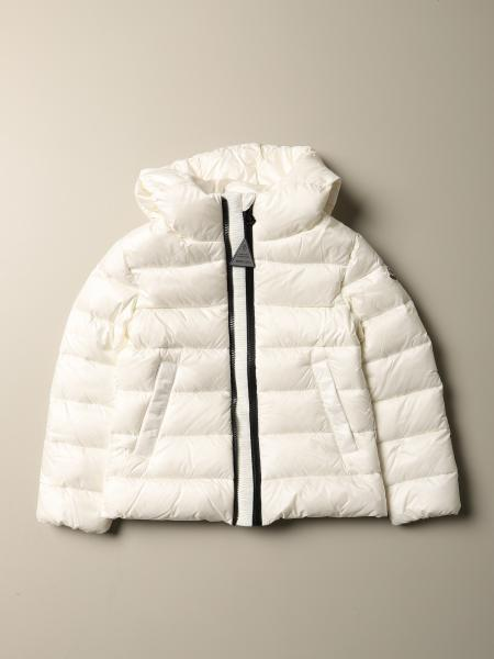 Alithia Moncler down jacket in padded nylon with hood