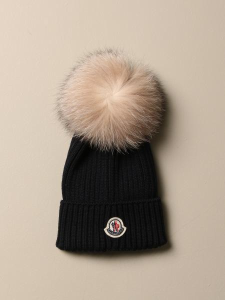 女童帽子 儿童 Moncler