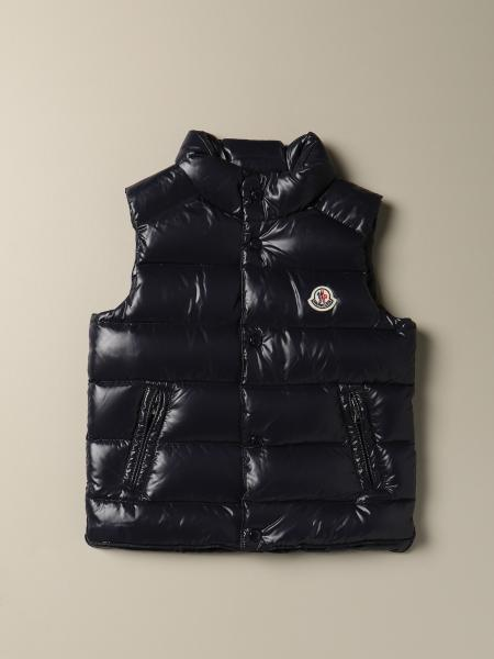 Bernard Moncler down jacket in padded nylon