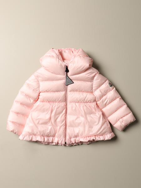 Odile Moncler down jacket in padded nylon with hood