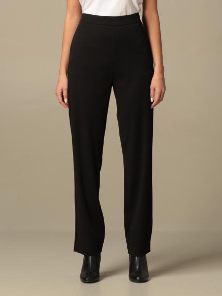 Love Moschino: Trousers women Love Moschino