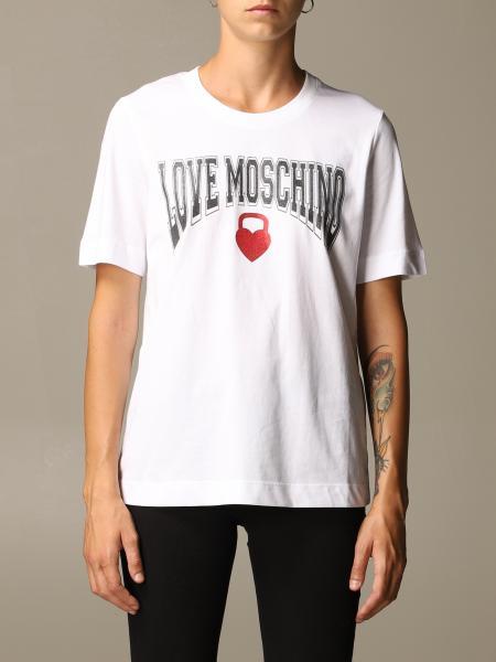 Love Moschino: T-shirt women Love Moschino