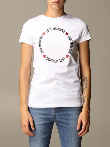 T-shirt damen Love Moschino