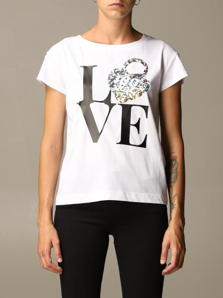 T-shirt women Love Moschino