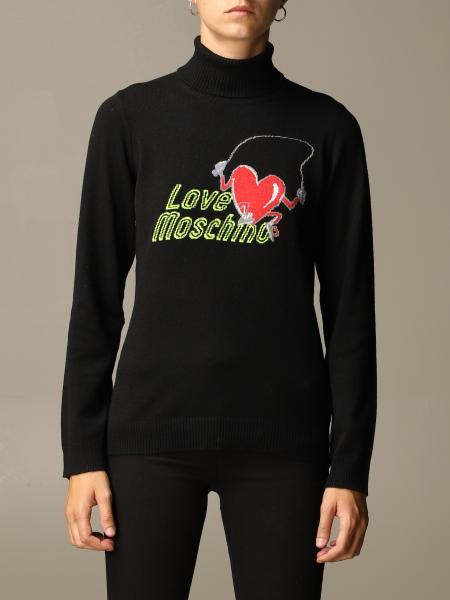 Sweater women Love Moschino