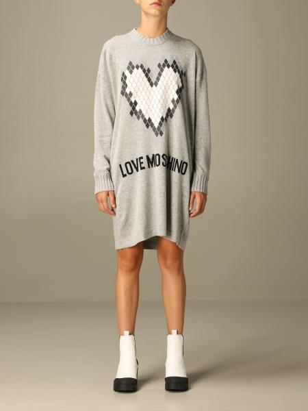 Kleid damen Love Moschino