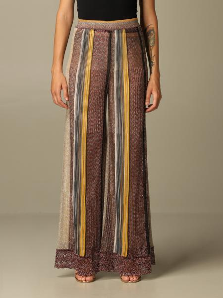 Trousers women Missoni