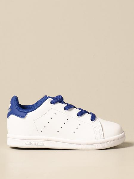 Adidas: Sneakers Stan Smith Adidas Originals in pelle gommata