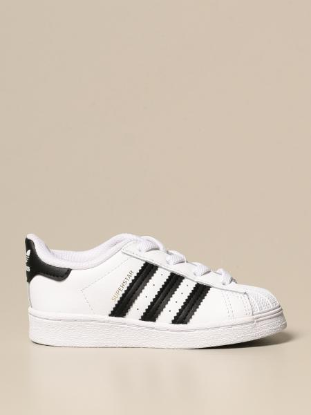 Adidas: Sneakers Superstar Adidas Originals in pelle