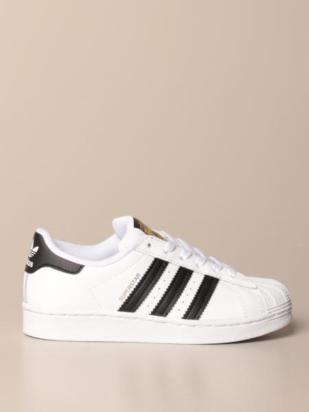 Sneakers Superstar Adidas Originals in pelle