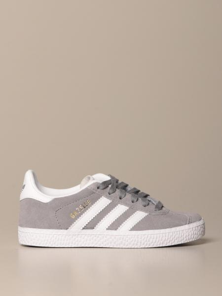 Adidas: Sneakers Gazelle C Adidas Originals in camoscio