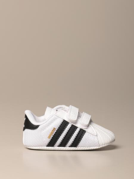 Sneakers Superstar Adidas Originals in pelle e rete