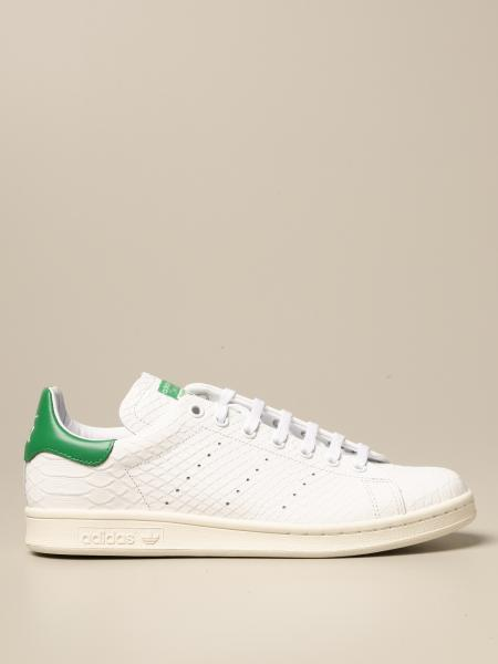 Adidas: Sneakers Stan Smith Adidas Originals in pelle effetto pitone