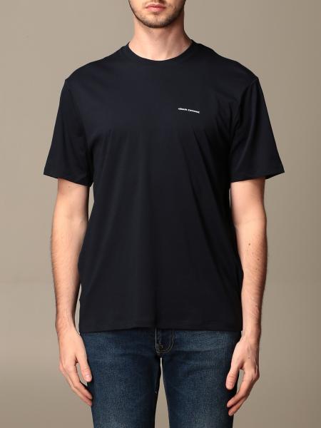 Armani Exchange men: T-shirt men Armani Exchange
