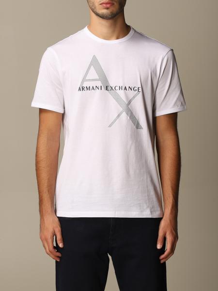 Armani Exchange МУЖСКОЕ: Футболка Мужское Armani Exchange