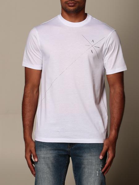 Armani Exchange: T-shirt herren Armani Exchange
