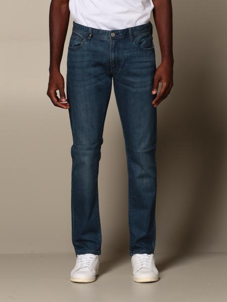Armani Exchange jeans in comfort jersey