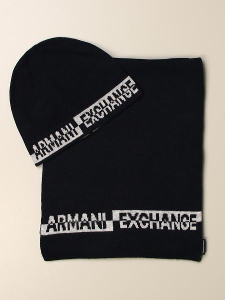Armani Exchange МУЖСКОЕ: Головной убор Мужское Armani Exchange