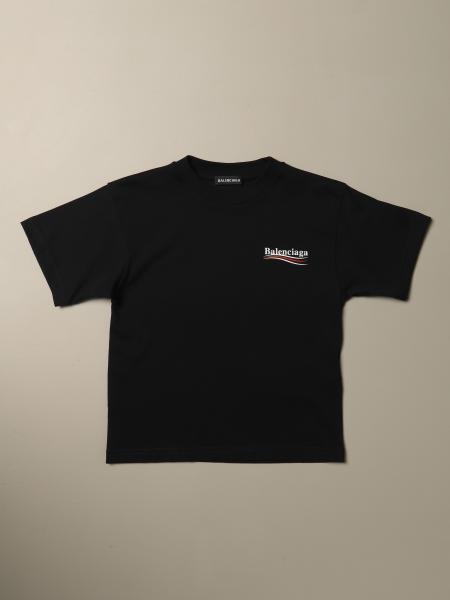 T-shirt kinder Balenciaga