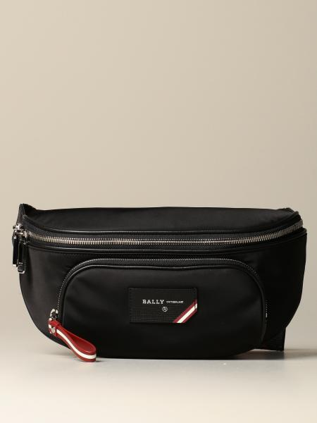 Marsupio Finlei Bally in nylon con tracolla trainspotting