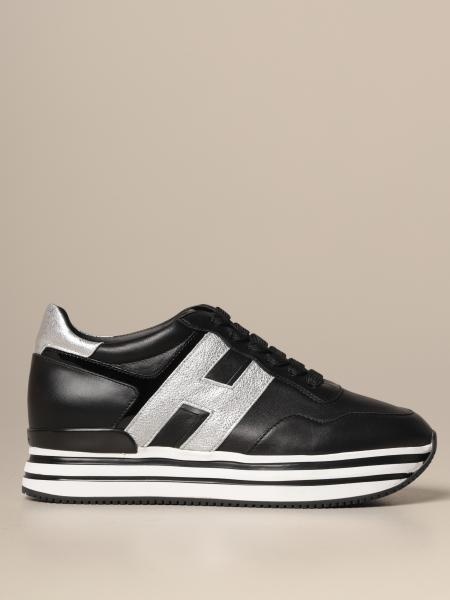 Sneakers H483 running Hogan in leather