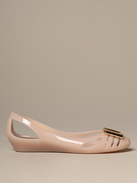 Jelly Salvatore Ferragamo ballerina in rubber with bow