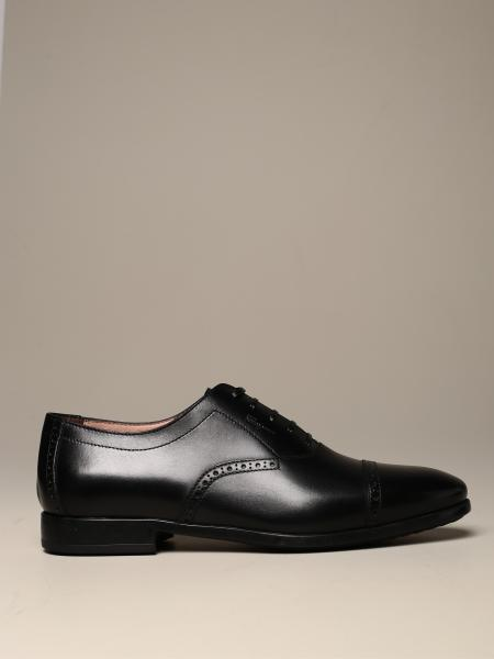 Salvatore Ferragamo men: Francesina Riley Salvatore Ferragamo in leather