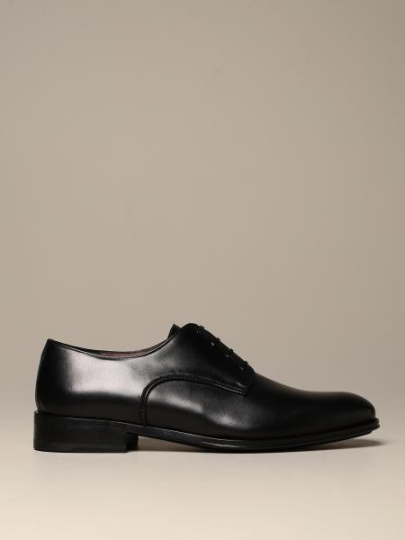 Salvatore Ferragamo men: Daniel Salvatore Ferragamo derby in leather