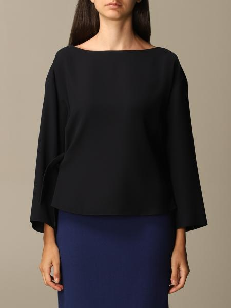 Emporio Armani top with side knot