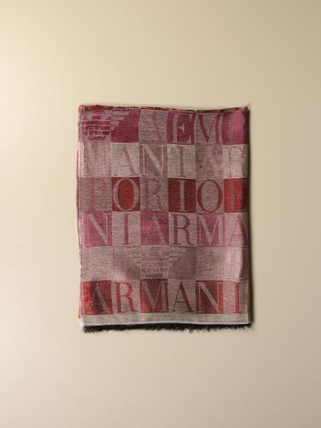 丝巾 女士 Emporio Armani