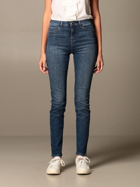 Emporio Armani femme: Jeans femme Emporio Armani