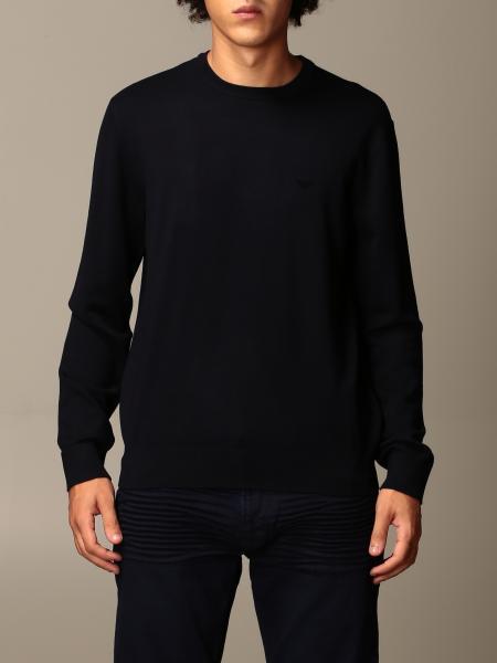 Emporio Armani sweater in viscose blend
