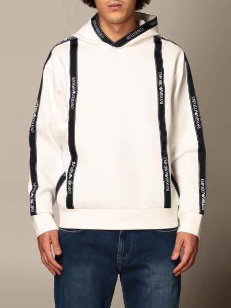 Sweatshirt men Emporio Armani