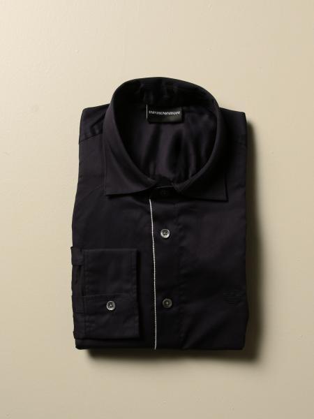 Emporio Armani: Shirt men Emporio Armani