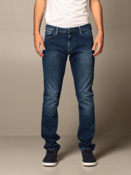 Emporio Armani: Jeans men Emporio Armani