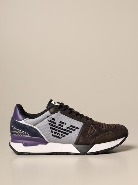 Shoes men Emporio Armani
