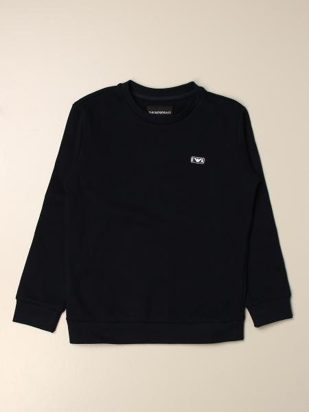 Emporio Armani basic sweatshirt with logo