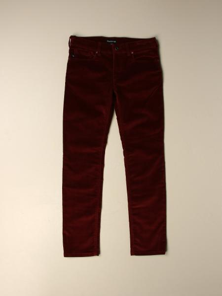 5 pockets stretch velvet 100 lines