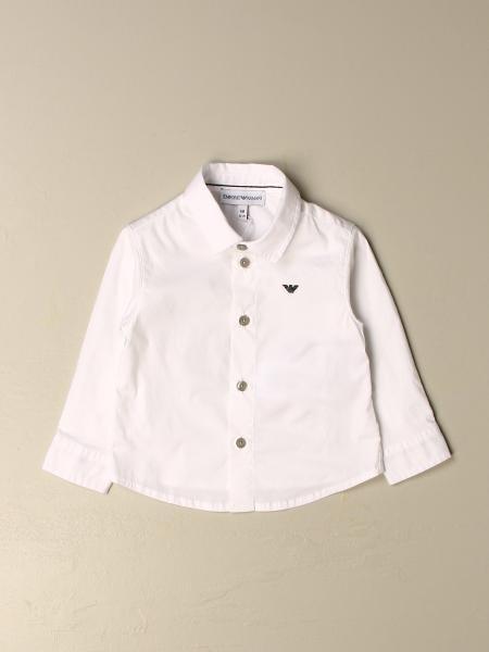 Emporio Armani: Shirt kids Emporio Armani