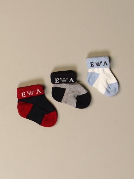 Socken baby kinder Emporio Armani