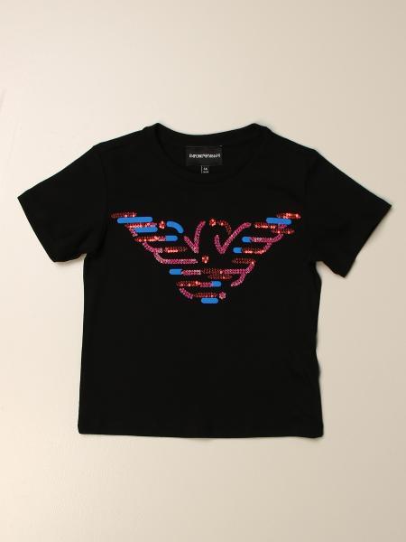 T-shirt enfant Emporio Armani