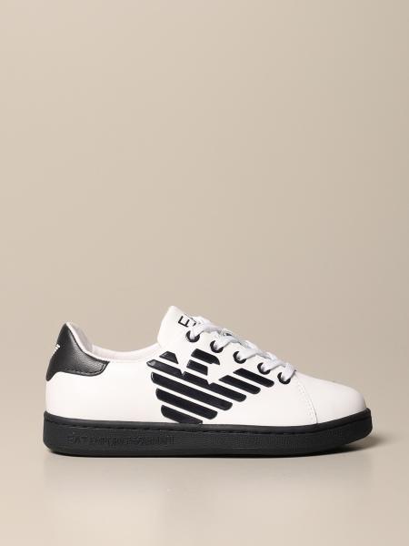Shoes kids Ea7