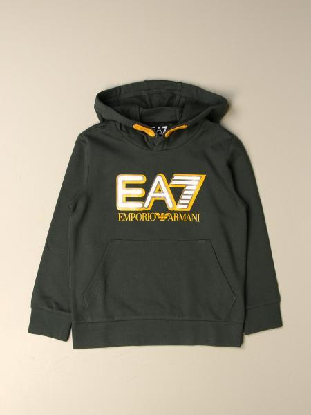 Ea7 儿童: 毛衣 儿童 Ea7
