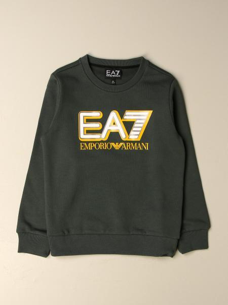 Ea7 ДЕТСКОЕ: Свитер Детское Ea7