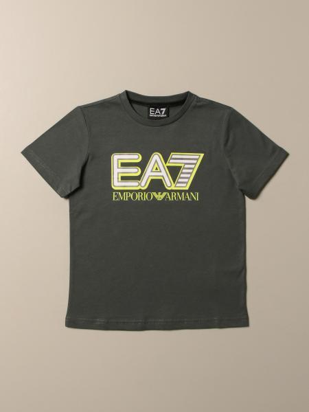 Ea7 儿童: T恤 儿童 Ea7